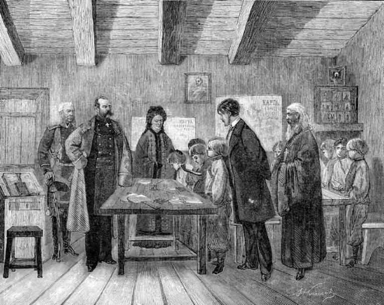 образование 19 века в россии