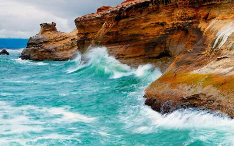 Растворение минералов под воздействием воды
