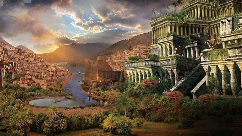 Характеристика древнего Вавилона