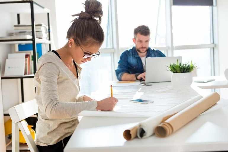 Будущие дизайнеры