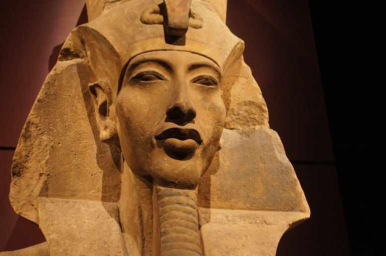 фараоны древнего египта список и описание