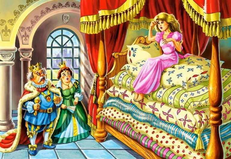 Чему учит сказка принцесса на горошине