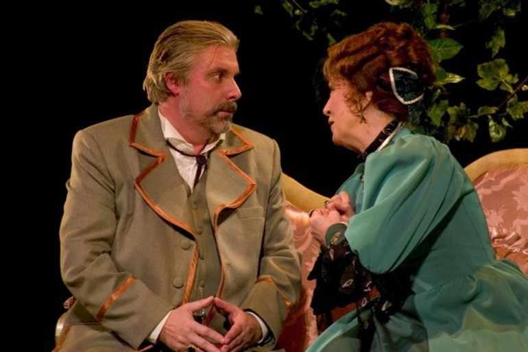 Образ и характеристика гаева в пьесе вишневый сад