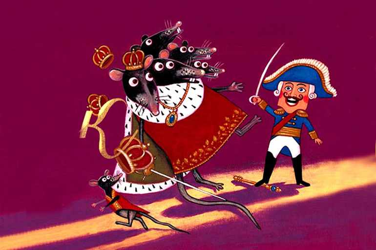 Сказка «Щелкунчик и Мышиный король»
