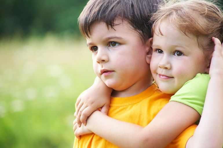 Братско-сестринские отношения