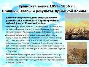 Итоги войны в Крыму
