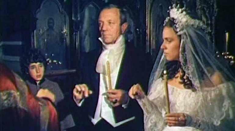 Свадьба Маши с Верейским