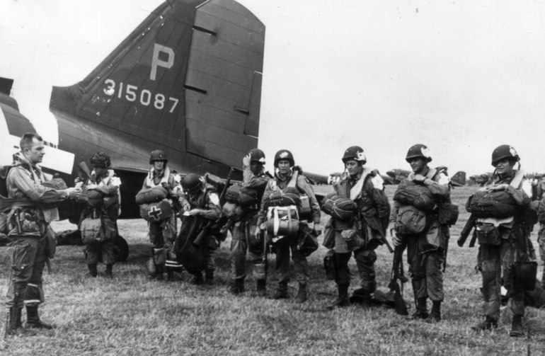 Сколько американцев погибло во второй мировой войне
