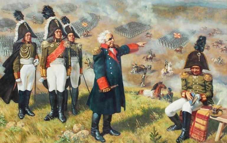 Кутузов в контексте Бородинской битвы