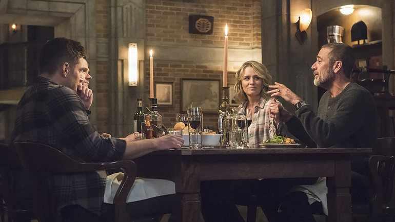 Артур пригласил Мартина на ужин