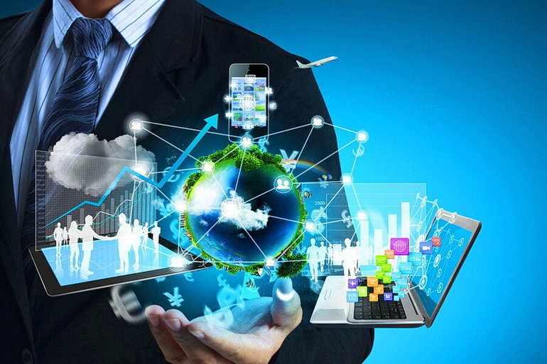 Появление интернета и технологический бум