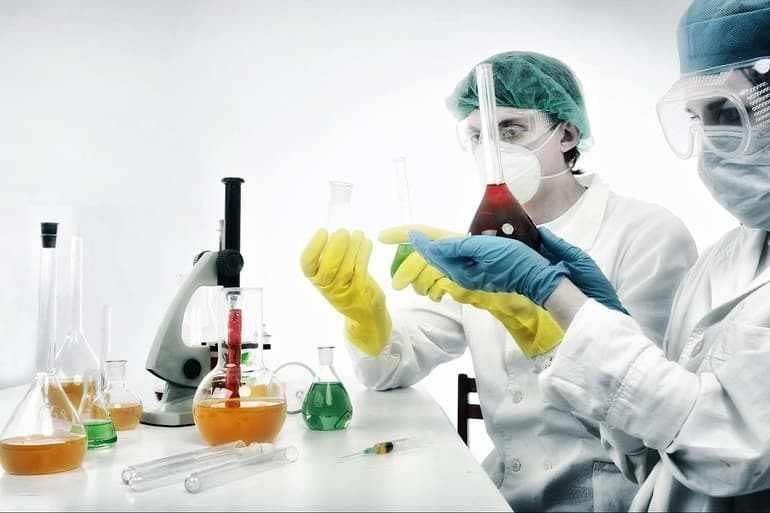 Исследование в биологии