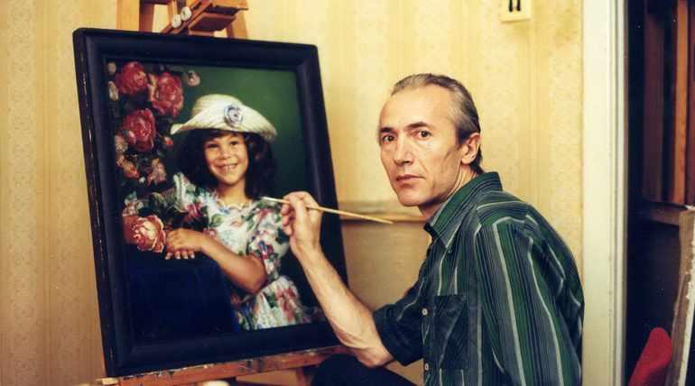 Сочинение по картине портрет милы