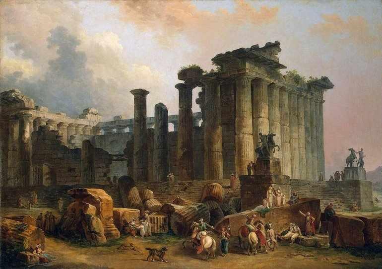 История древнего рима 5 класс