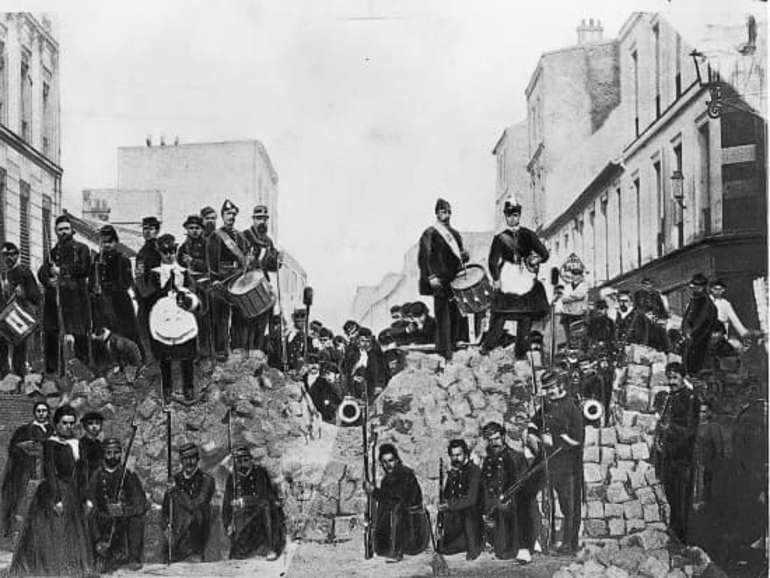 Итоги Парижской коммуны