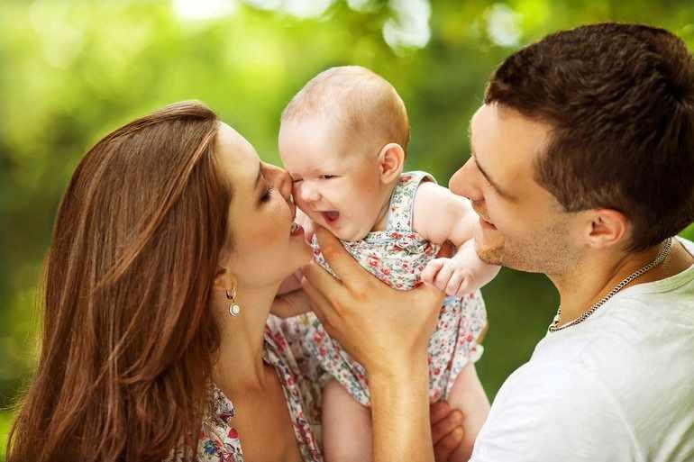 Радости маленькой семьи