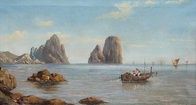 На Капри
