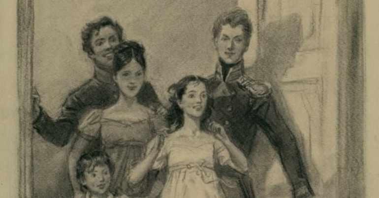 Тема семьи в романе война и мир