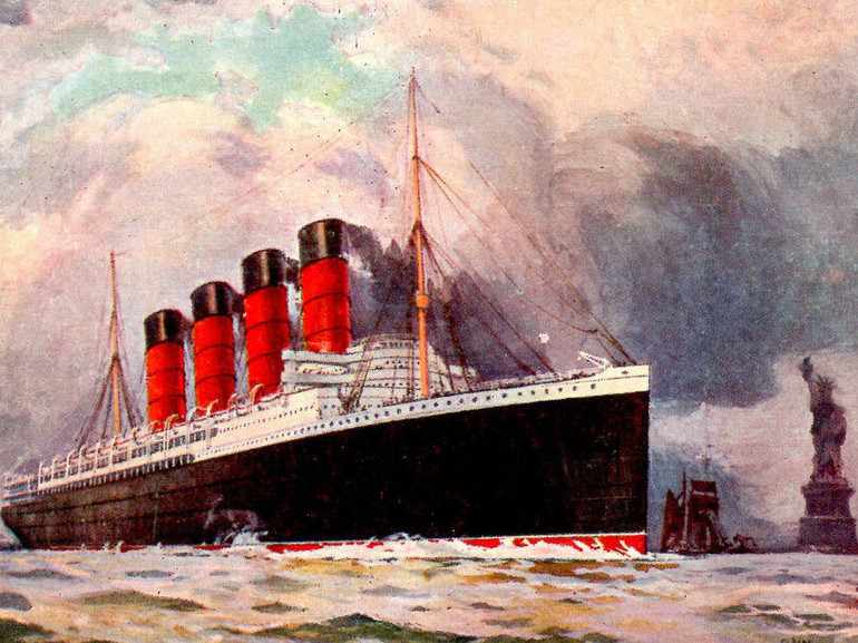 Корабль «Атлантида»