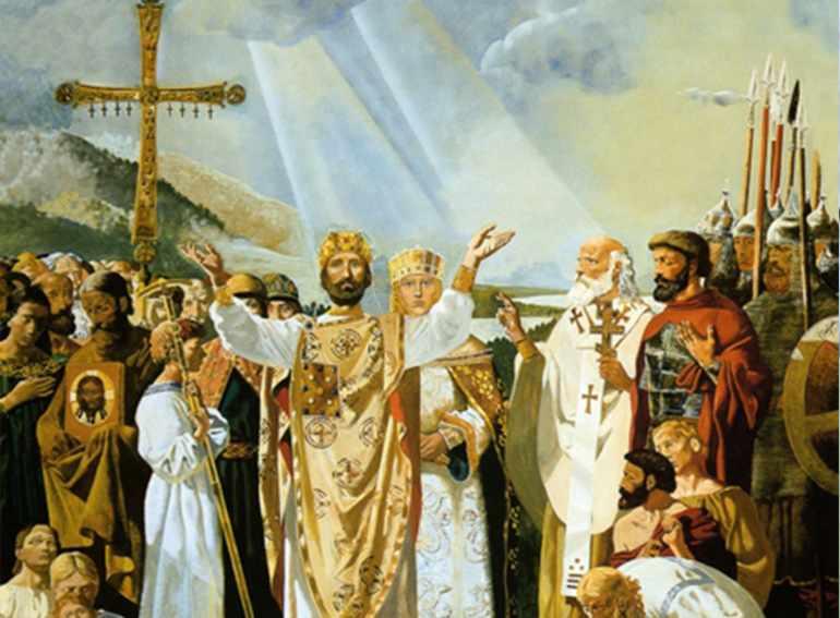 Крещение руси и его значение кратко