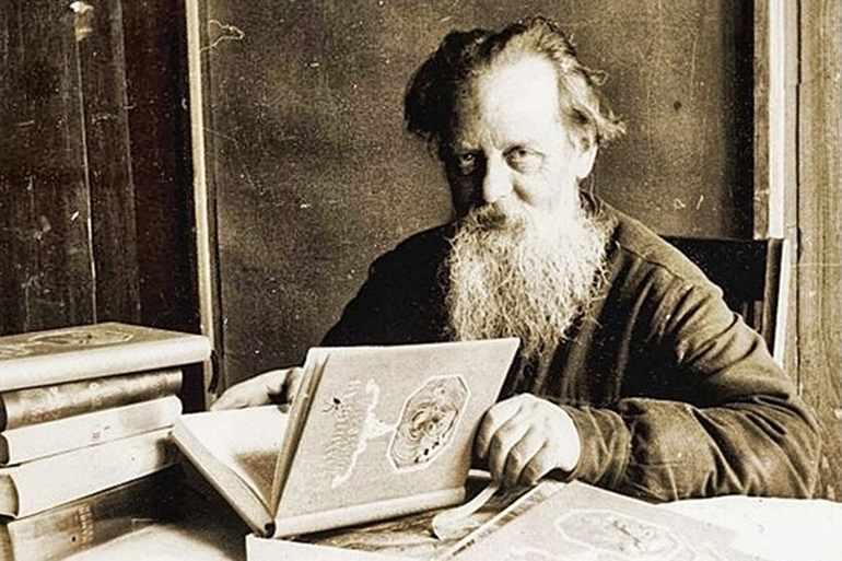 Писатель Бажов