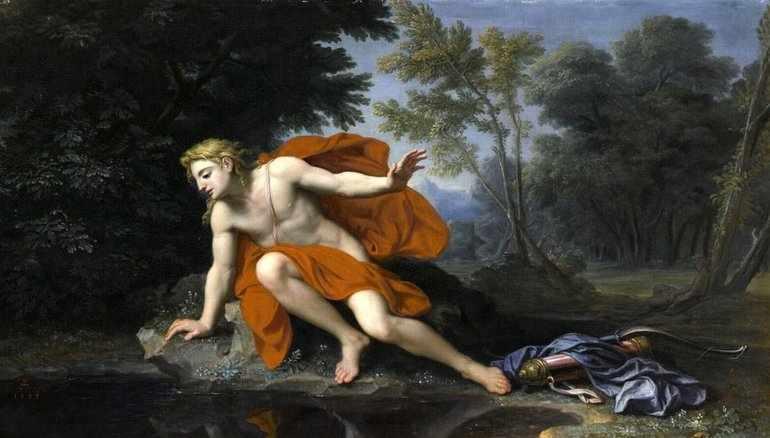 Легенды о Нарциссе