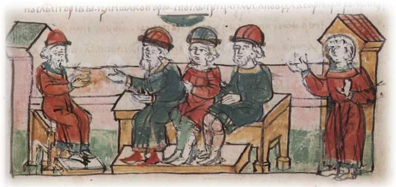 Мирный договор с Константинополем