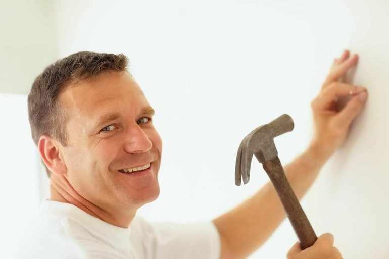 Мужские домашние обязанности