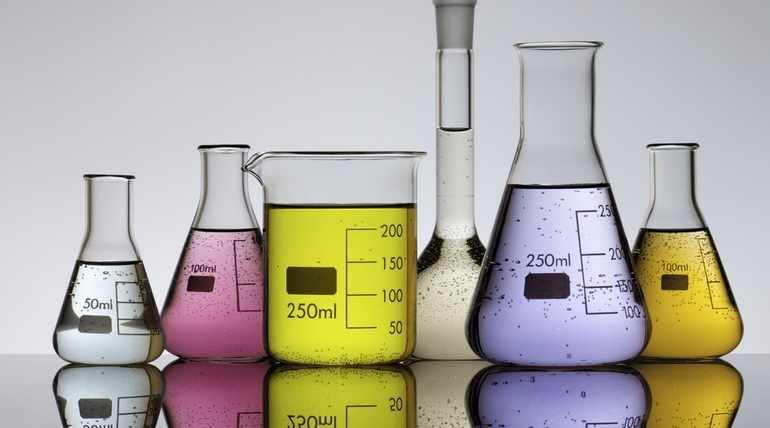 Разновидности кислот