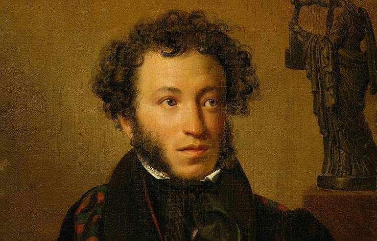 У Пушкина сложились трудные финансовые отношения с отцом