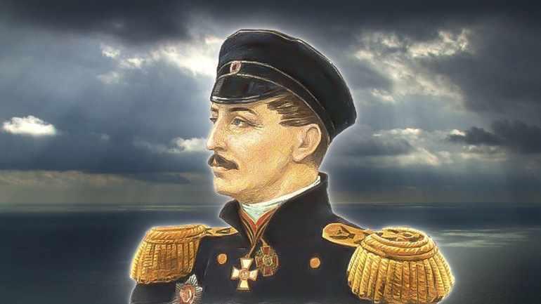 Вице-адмирал Нахимов