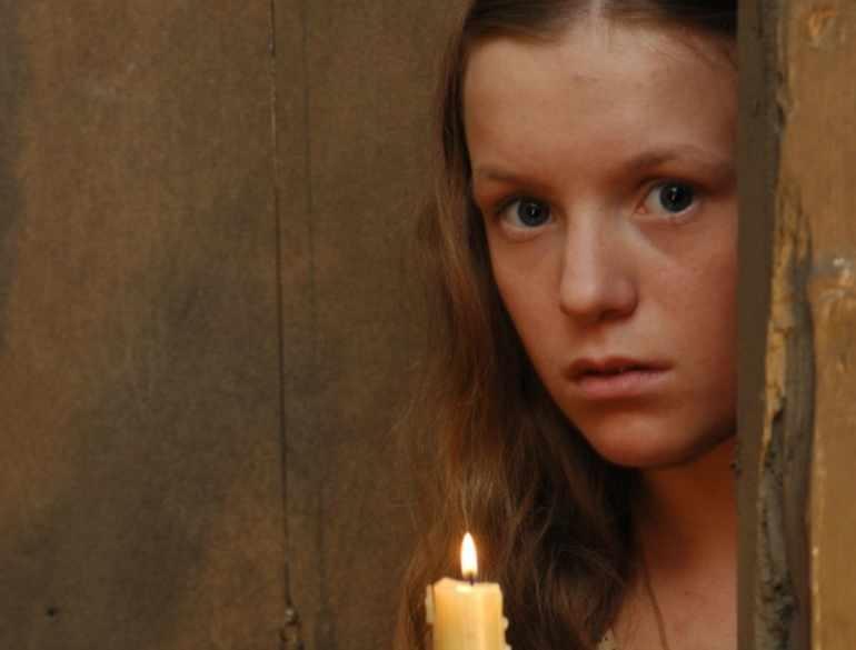 Сонечка Мармеладова родилась в бедной семье