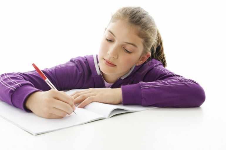 Сочинение писать
