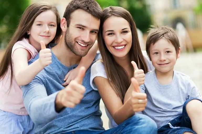 «Что такое счастливая семья»