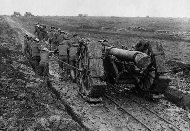 Западный фронт первой мировой войны