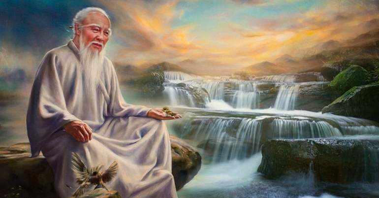 Мудрец Лао-цзы