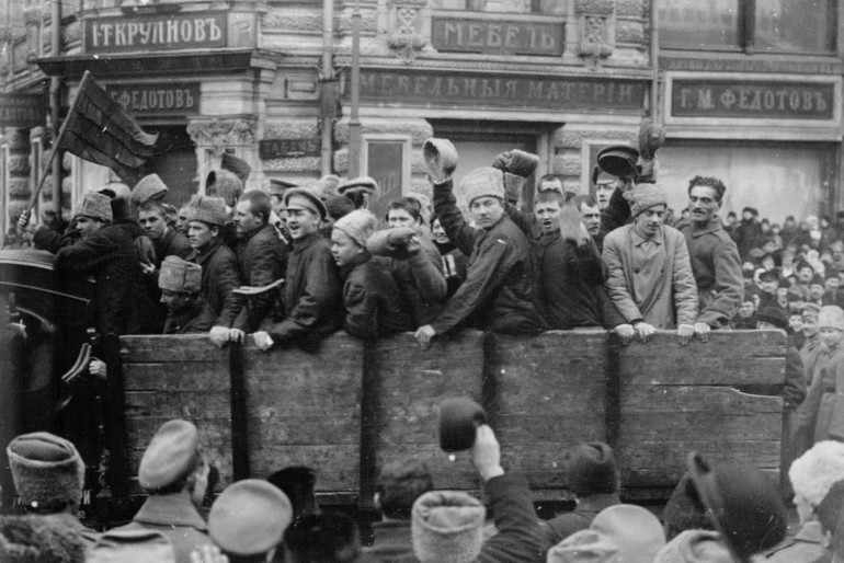 Февральская революция 1917 года кратко
