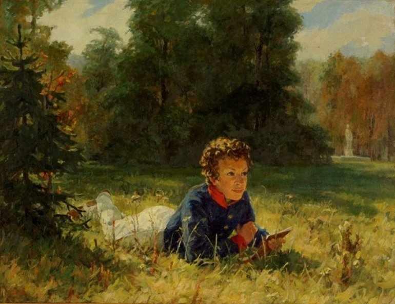 сочинение на тему творчество пушкина
