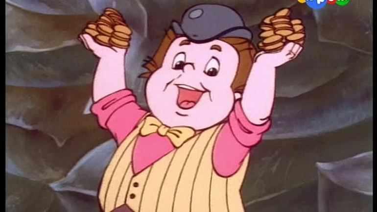 Пончик: толстый коротышка