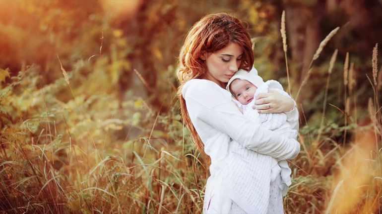 Ребенок — это самое дорогое для женщины