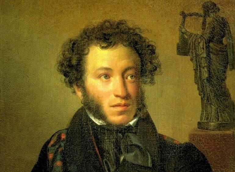 Пушкин был величайшим русским поэтом и драматургом