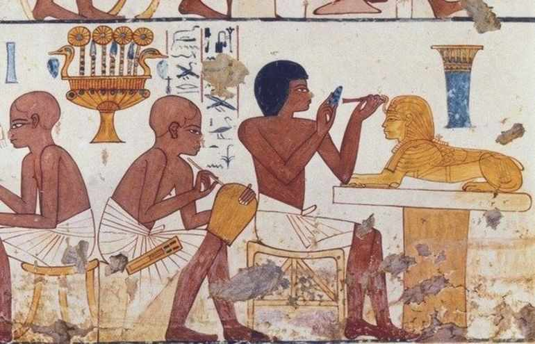 Быт древних египтян