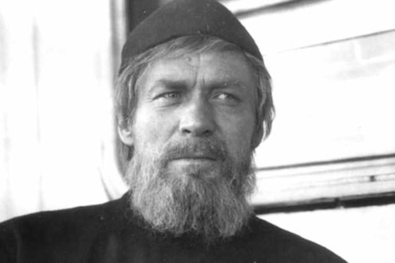 Иван Флягин монах