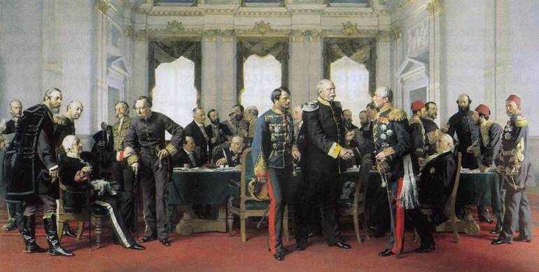 Внешняя политика в первой половине 19 века