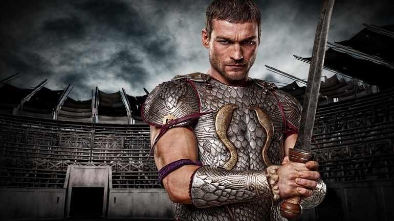 Спартак гладиатор