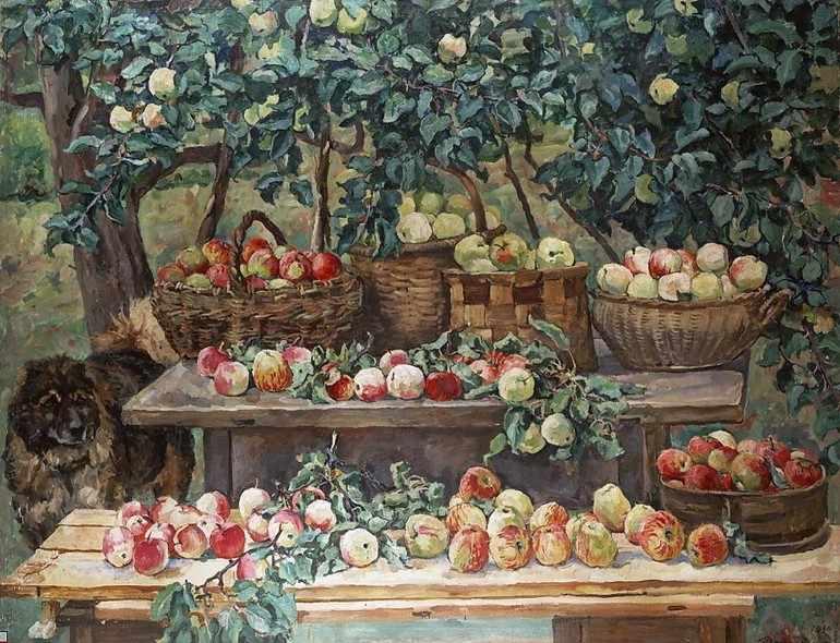 Антоновские яблоки краткое содержание для читательского дневника