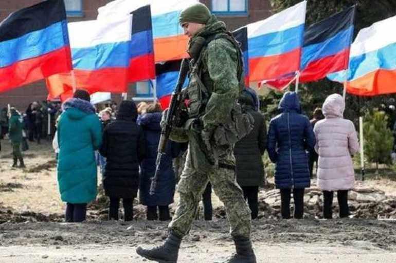 Украина и самопровозглашённые Луганская и Донецкая республики