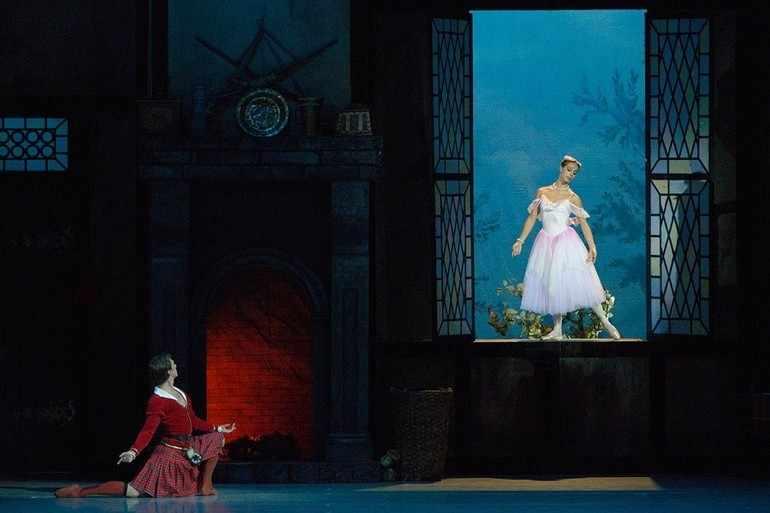 Сильфида балет краткое содержание