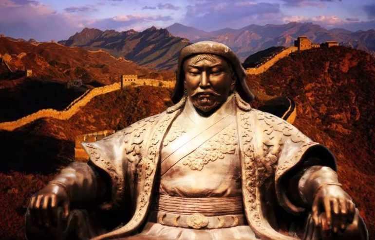 Правление Чингисхана