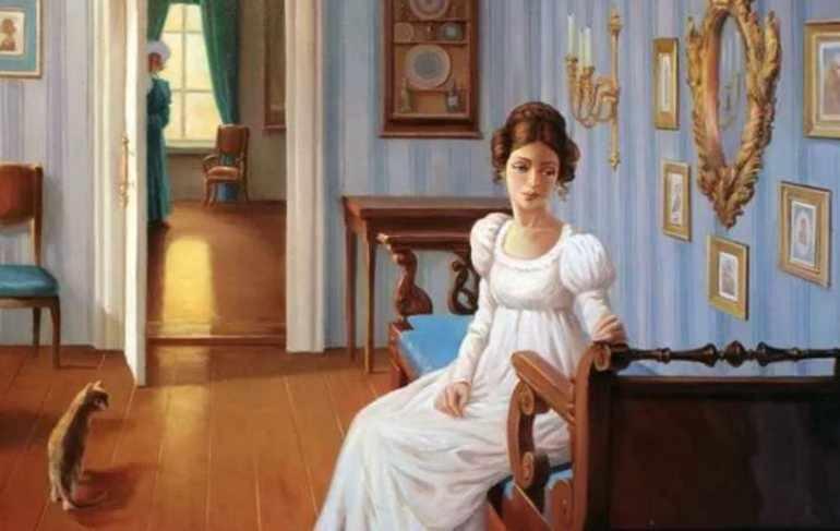 Татьяна — семнадцатилетняя девушка на выданье